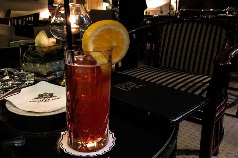 Cocktail Piano Bar Nassauer Hof WIesbaden