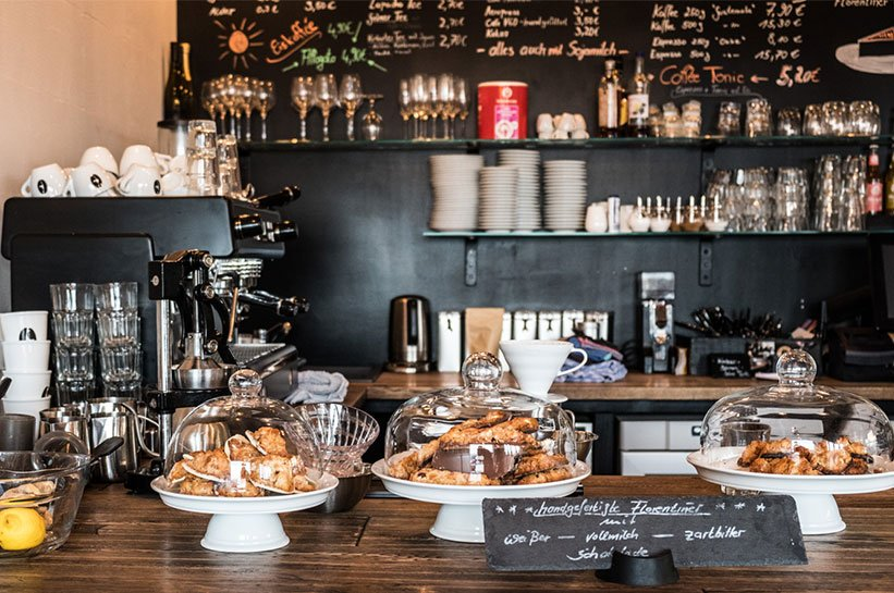 Kaffeerösterei Restaurant Tipp