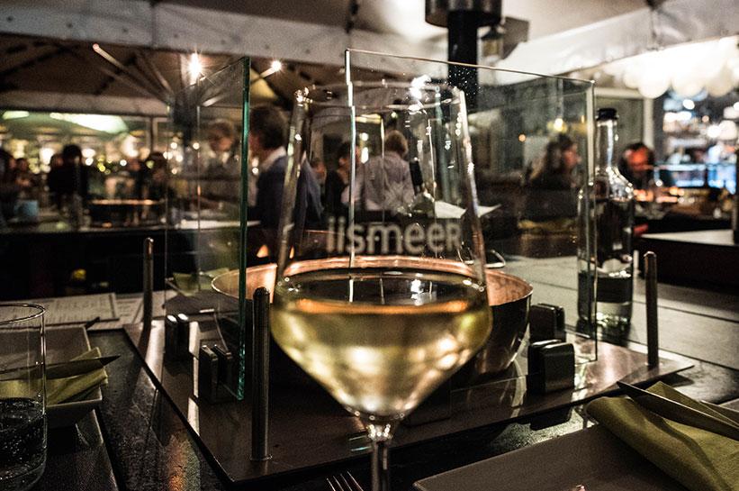 iismeer Sylt Wein