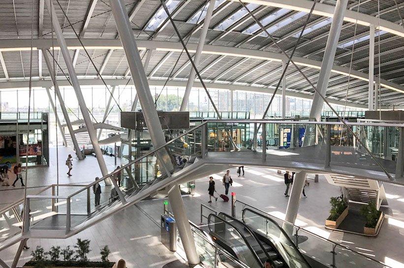 Utrecht Bahnhof Utrecht Centraal