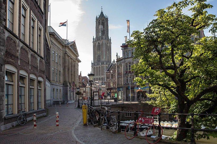 Utrecht Sehenswürdigkeiten Dom