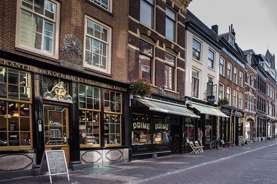 Utrecht Shopping Sonntag