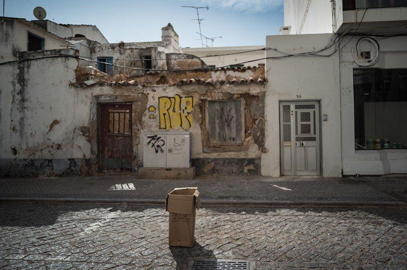 Ruinen Algarve