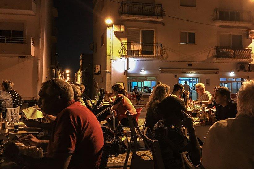 Fuseta Cafe dos Mestres