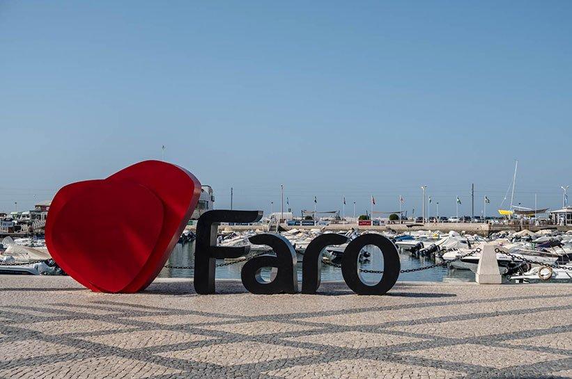 Erfahrung Faro im Herbst