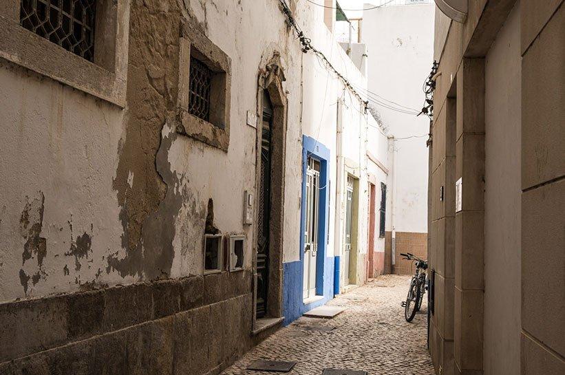 Olhao Altstadt