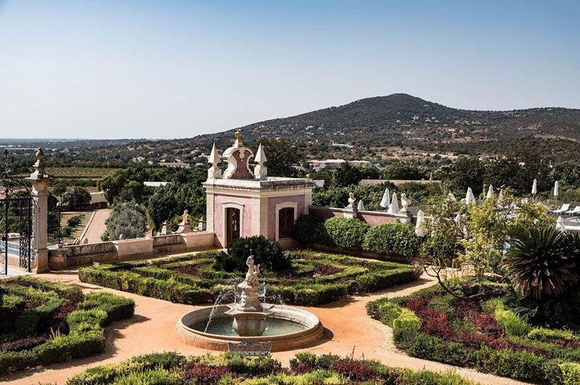 Luxushotel Algarve Portugal im Herbst