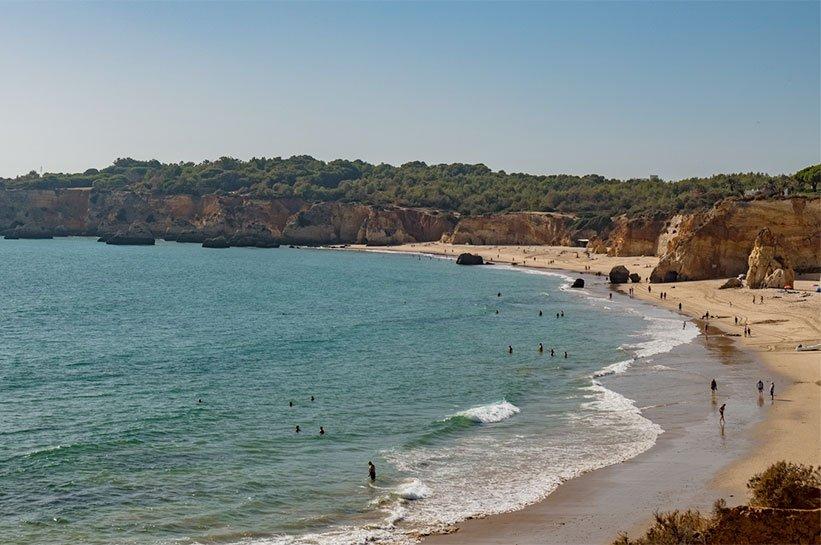 Wetter Algarve Oktober