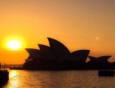 Checkliste Einreise Australien Sydney Oper