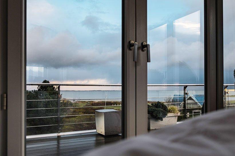 Luxus Hotel 5 Sterne Sylt Ausblick