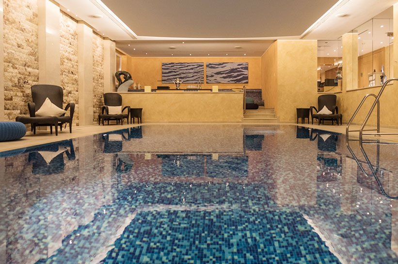 Luxushotel Sylt Wellness