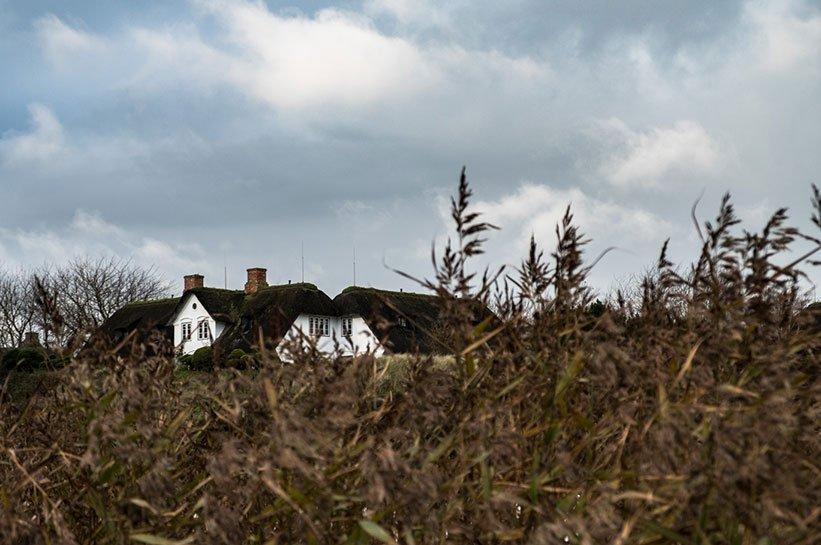 Langes Wochenende auf Sylt Reetdachhaus