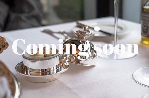 Gourmet soon