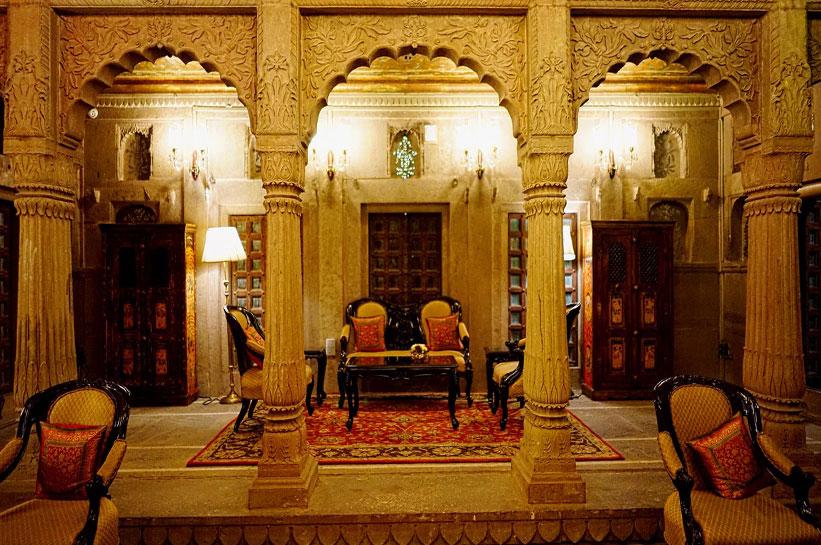 Luxushotel Indien
