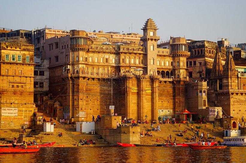 Varanasi Hotel Tipp