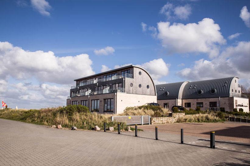List Hotel Strand am Königshafen Außenaufnahme