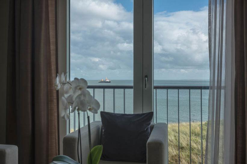 List Tipp Hotel Arosa Ausblick aufs Watt
