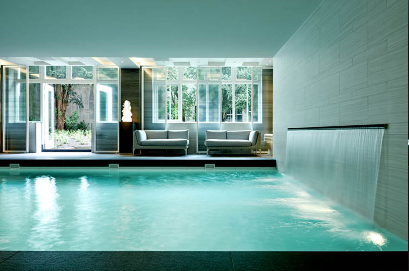 Spa Waldorf Astoria Amsterdam