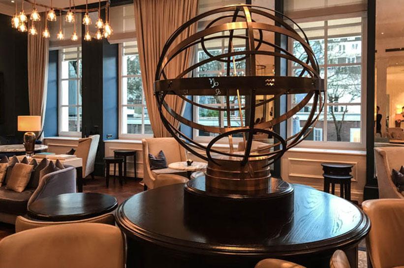 Waldorf Astoria Lounge Amsterdam