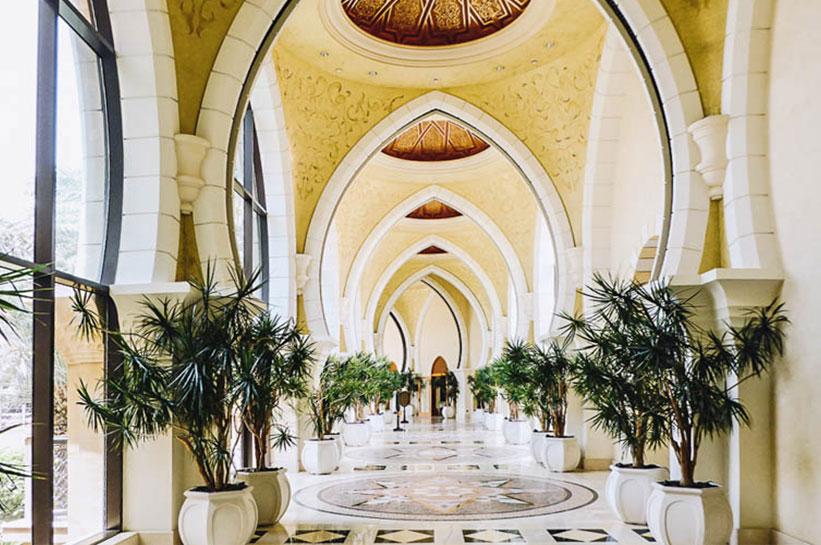 Dubai Luxushotel Tipp One & Only Royal Mirage Lobby