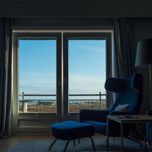 Kampen auf Sylt: Hotel am Meer