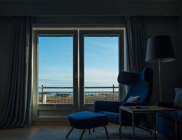 Kampen Sylt Hotel Ausblick