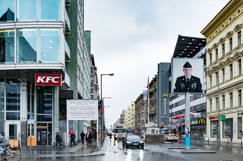 Berlin Checkpoint Charlie Tips Berlin