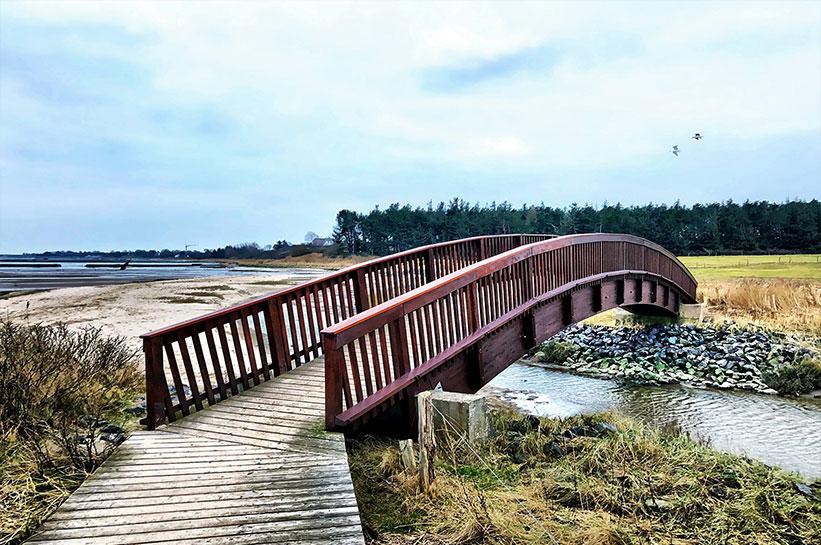 Sehenswürdigkeit Sylt Lügenbrücke von C Allendorf