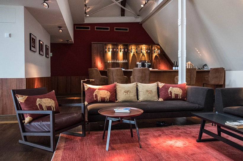 Erfahrung Orania Berlin Salon im Hotel