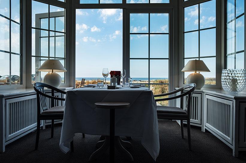 Kampen Hotel Rungholt Restaurant