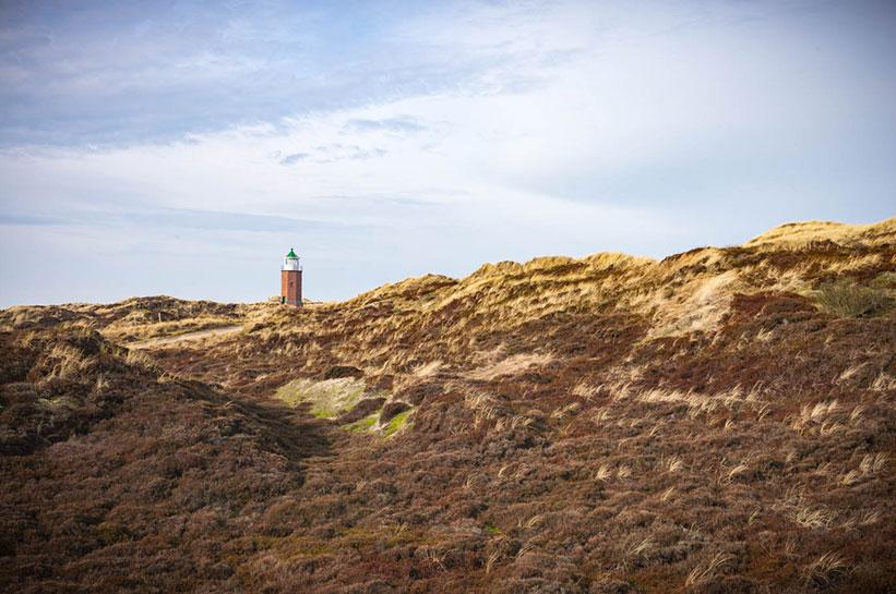 Denkmal Leuchtturm Kampen Sehenswürdigkeit