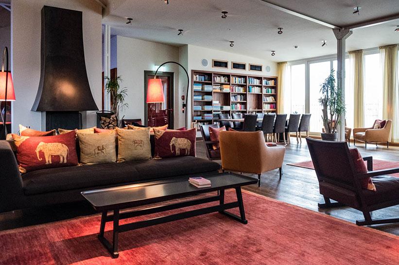 Konzerte in Berlin im Salon des Orania Hotels