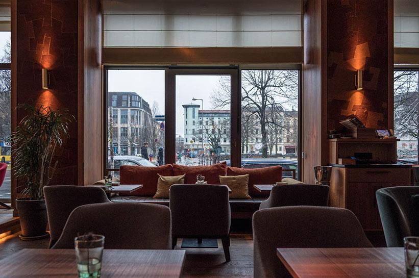 Orania Kreuzberg Blick nach draußen