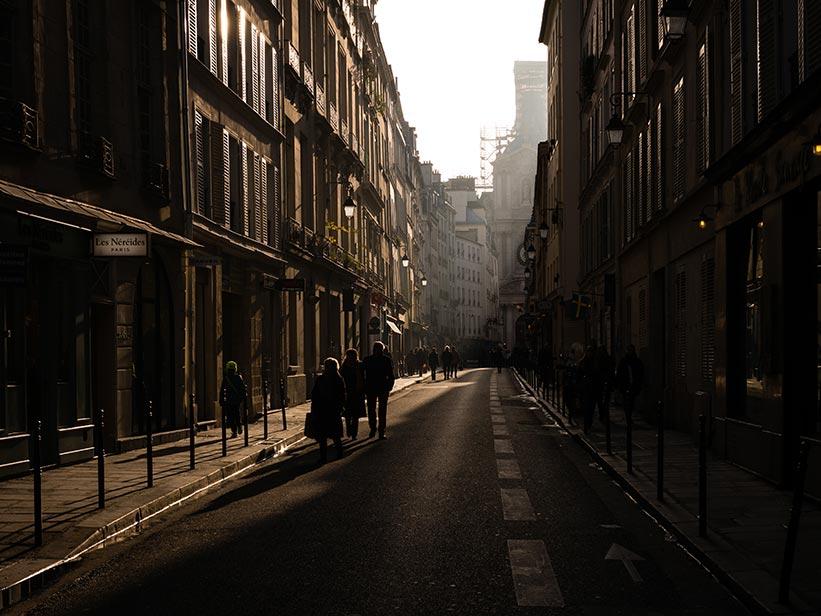 Fotografieren auf Reise: Paris