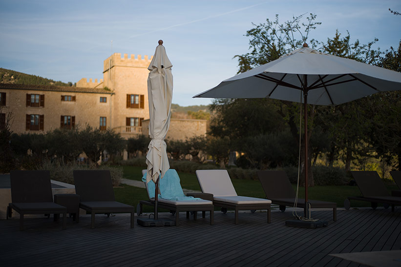 Leica M Fotografie Pool auf Mallorca