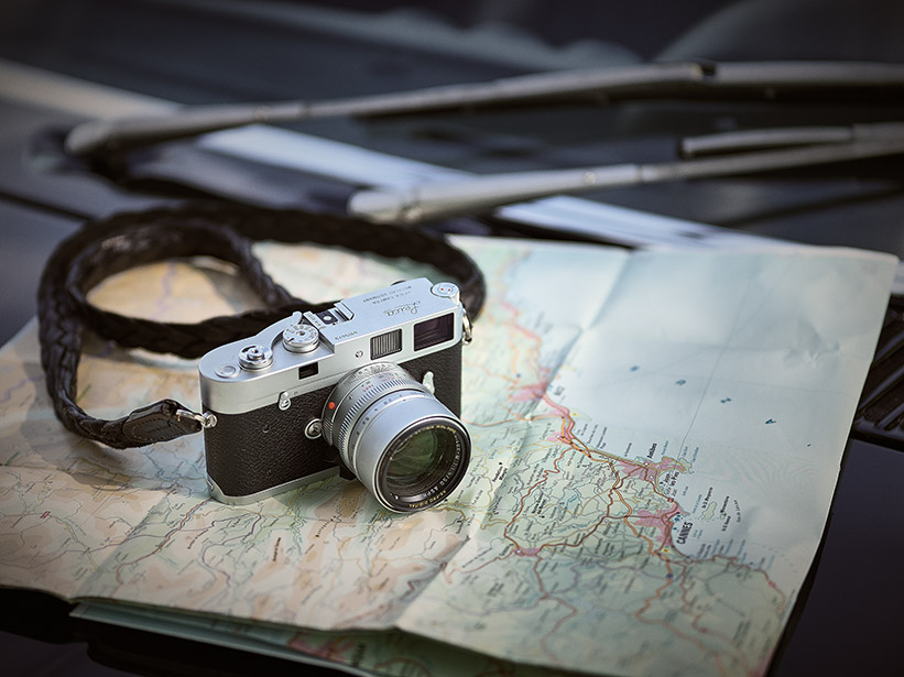 Leica M - the essentials  - FRATUSCHI Travel Magazine