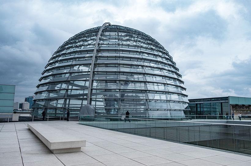 Kuppel Reichstag Berlin Tipp