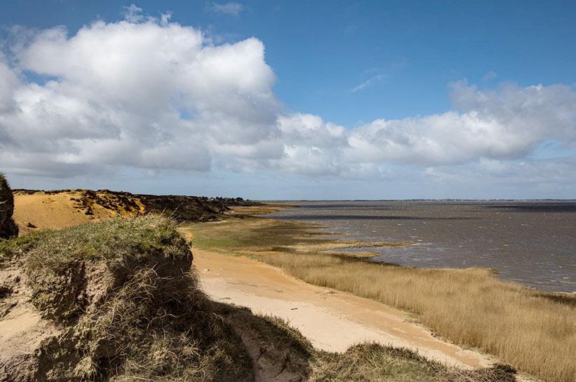 Sehenswert auf Sylt: Das Morsum Kliff