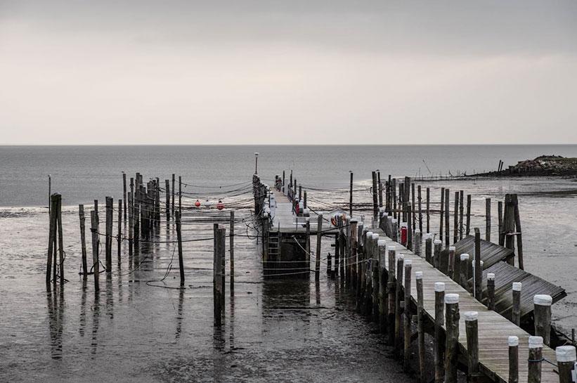Rantum Hafen Sehenswertes Ziel auf Sylt