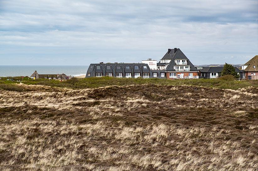 Kampen Sylt Hotel Rungholt