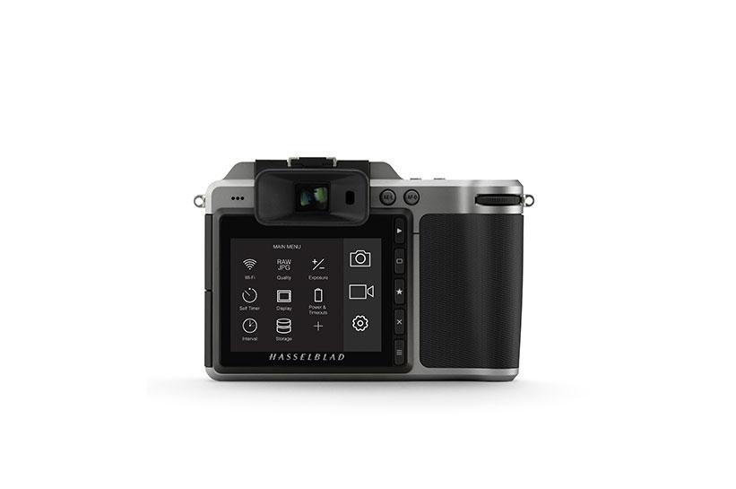 Hasselblad XD1 Touchscreen Pressefoto