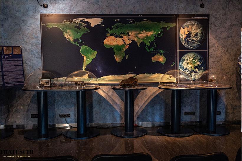 Mallorca Planetarium Costitx Ausstellung