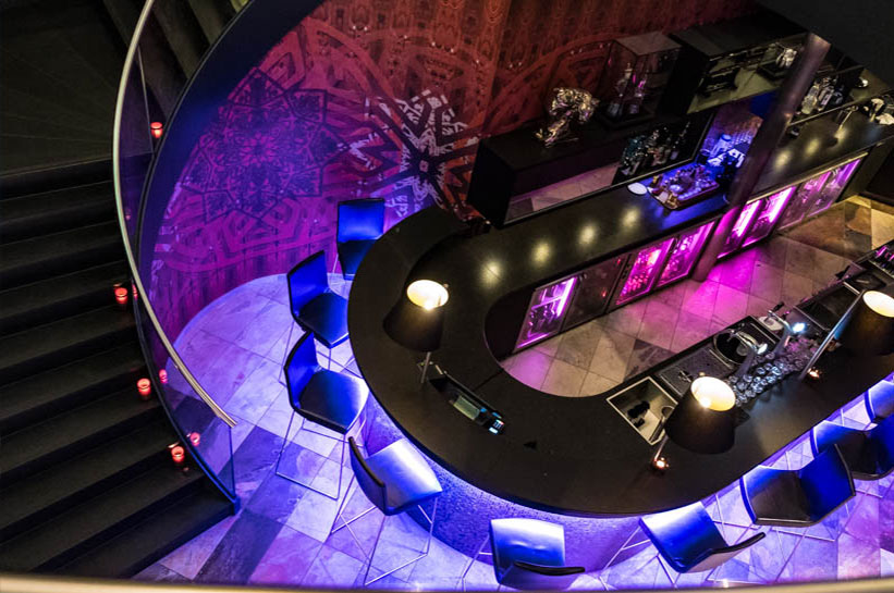 Rotterdam Mainport Hotel Bar