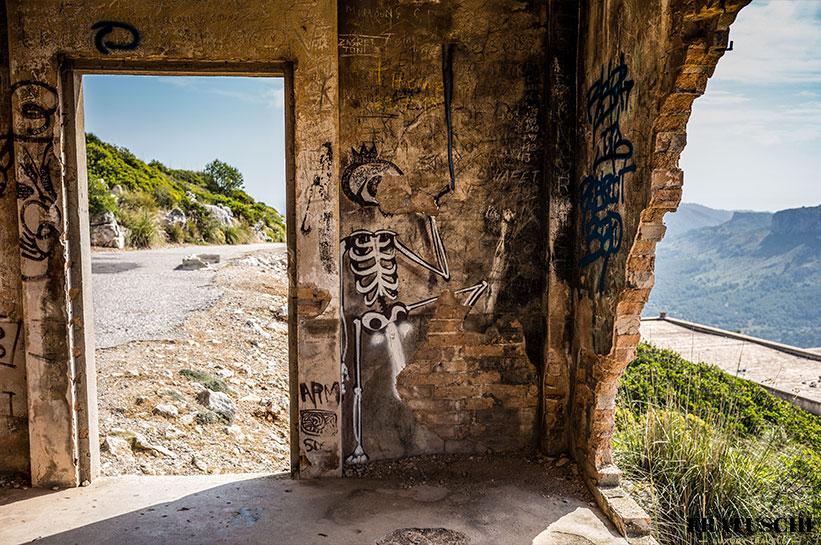 Mallorca Sehenswürdigkeiten: Lost Place