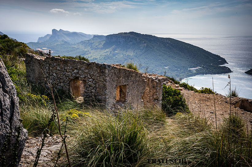 Mallorca Ruinen Sehenswürdigkeit