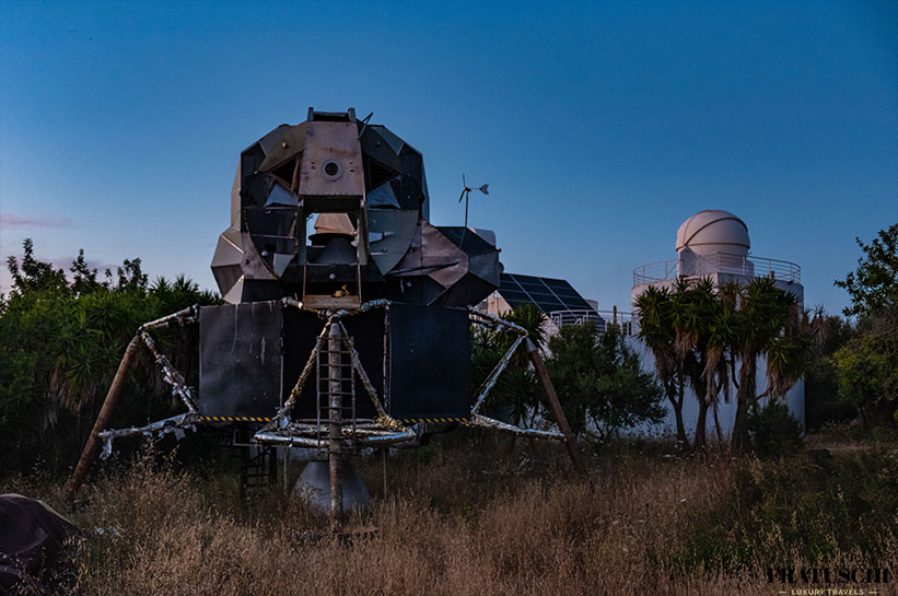 Planetarium Mallorca Führung Apollo