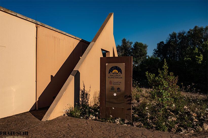 Mallorca Planetarium Öffnungszeiten