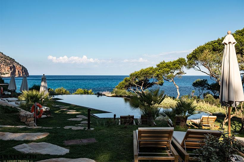 Pleta de Mar Canyamel Mallorca Hotel am Meer