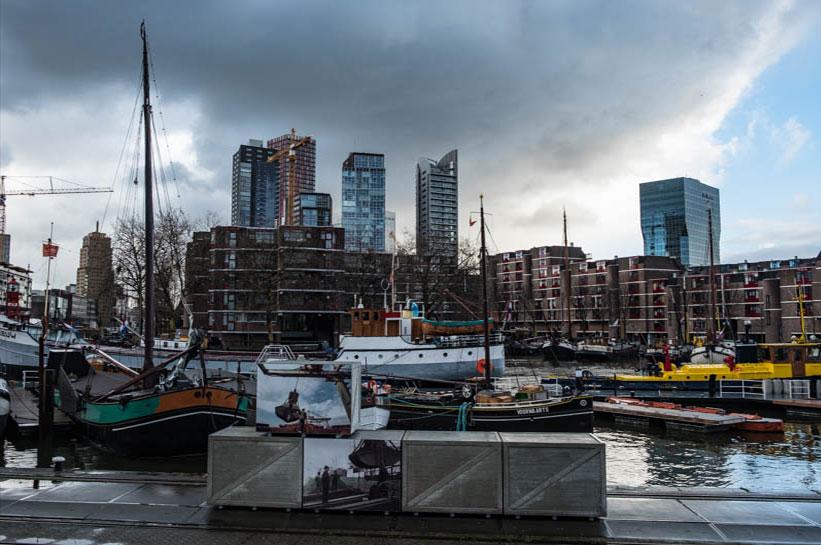 Rotterdam Hafen Maritimes Museum