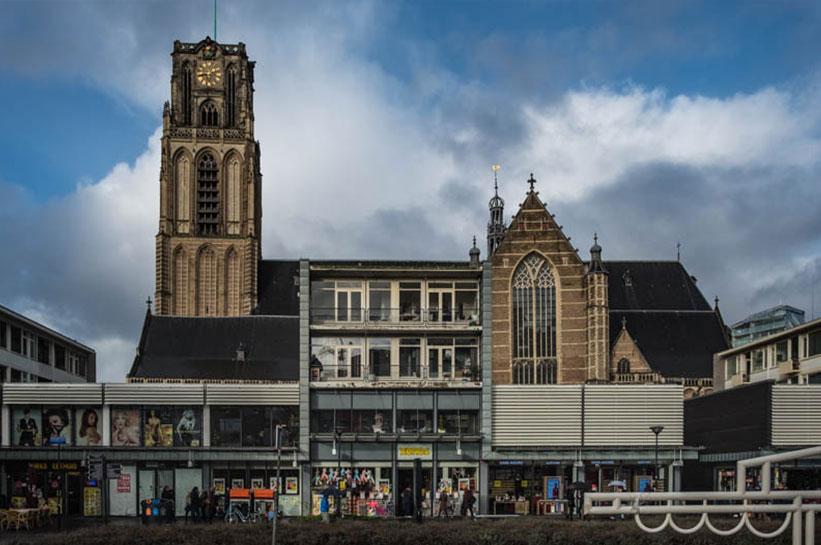 Rotterdam Sehenswürdigkeiten City